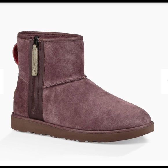 Ugg Shoes Sale Men Classic Mini Zip Waterproof Poshmark